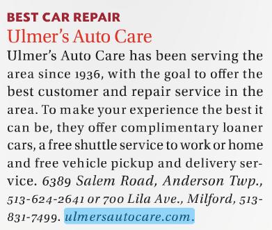 Best car repair Cincinnati, OH
