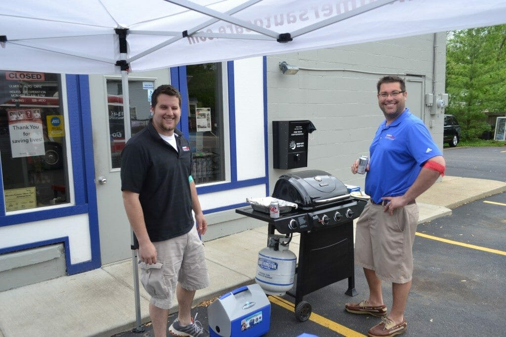 Customer Appreciation Day at Ulmer