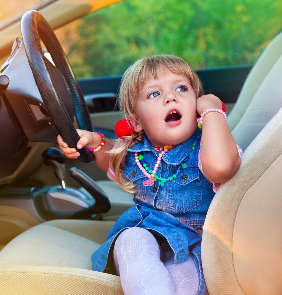 driving tips to teach your kids