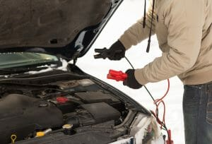 Taking Care of Your Vehicle's Battery in the Winter