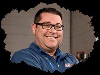Bryan Kauffeld, Owner of Ulmer's Auto Care