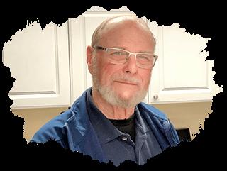Roger Gormel, shuttle driver