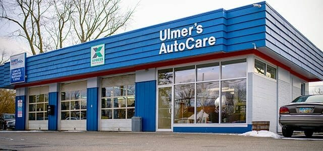 Ulmer's Auto Care Center of Milford, OH