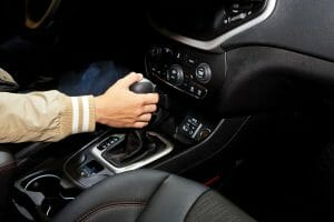 what should i do if my transmission is jerking?